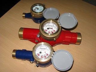 Многоструйные домовые водосчетчики